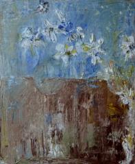 Longing land, 50x60cm Oil on canvas, SEK 9000,00