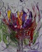 50x60cm Acrylic on canvas, SEK 5000,00