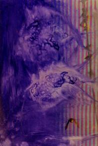 Floating photo, 30x40cm signed Fine art print, SEK 1500,00