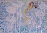 Surrender to infinity, 30x40cm signed Fine art print, SEK 1500,00