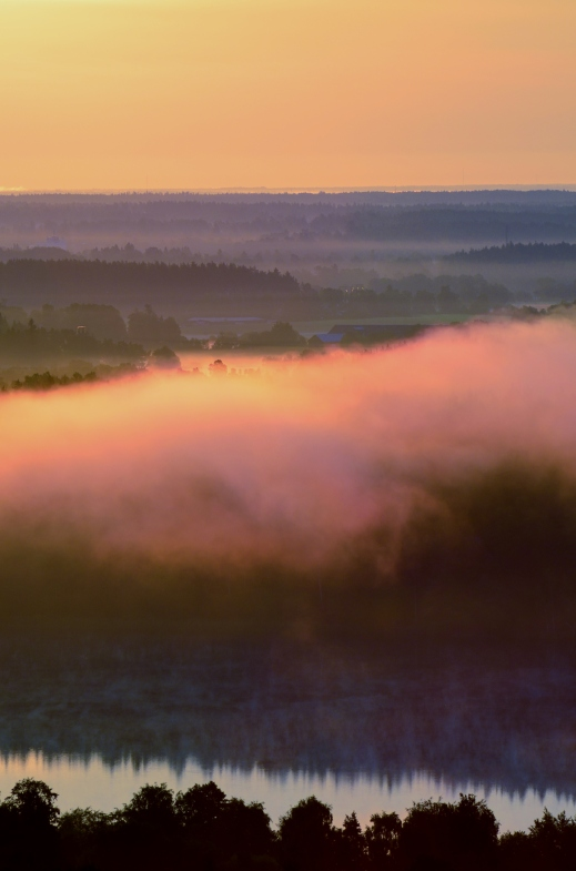 Low cloud